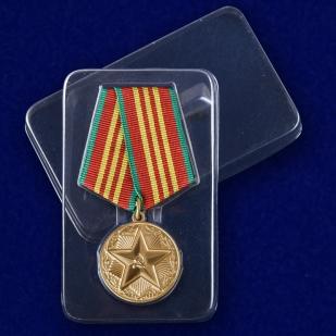 """Медаль """"За безупречную службу"""" ВВ МВД СССР (3 степени) с доставкой"""