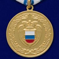 """Медаль """"За боевое содружество"""" ФСО РФ"""