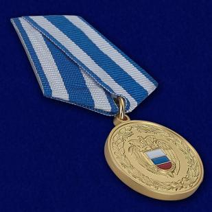 Медаль За боевое содружество ФСО России - общий вид