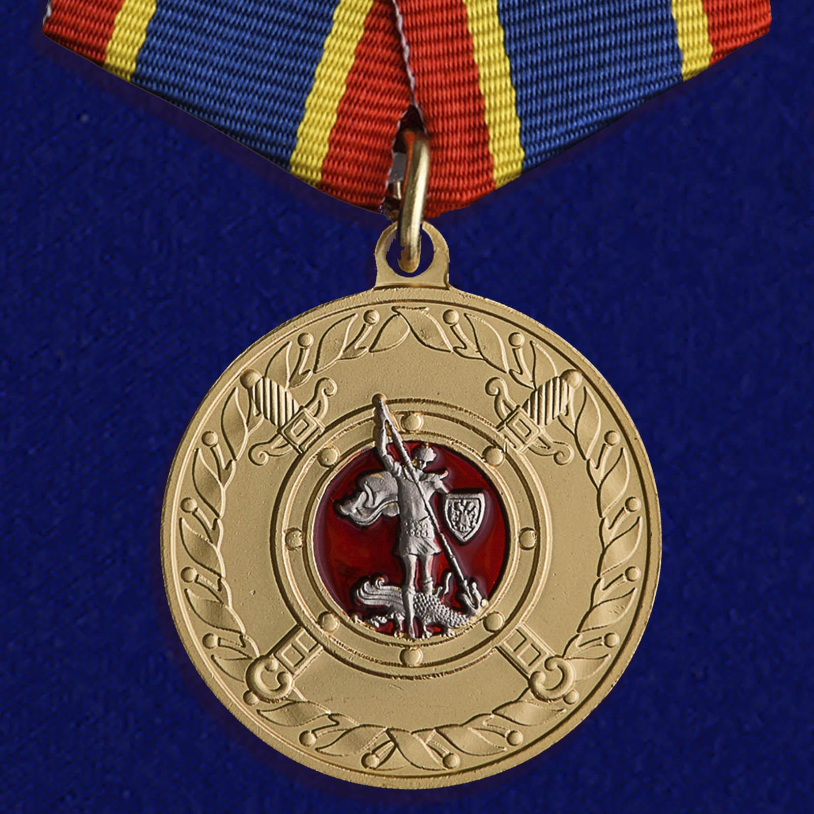 """Медаль """"За добросовестную службу в полиции"""""""