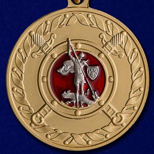 Медаль За добросовестную службу в полиции