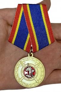 """Медаль """"За добросовестную службу в полиции"""" с доставкой"""