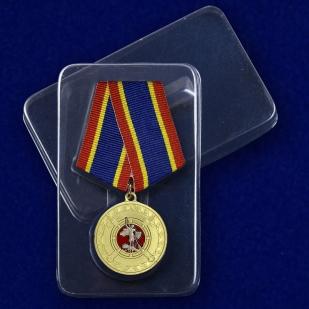 """Медаль """"За добросовестную службу в полиции"""" отменного качества"""