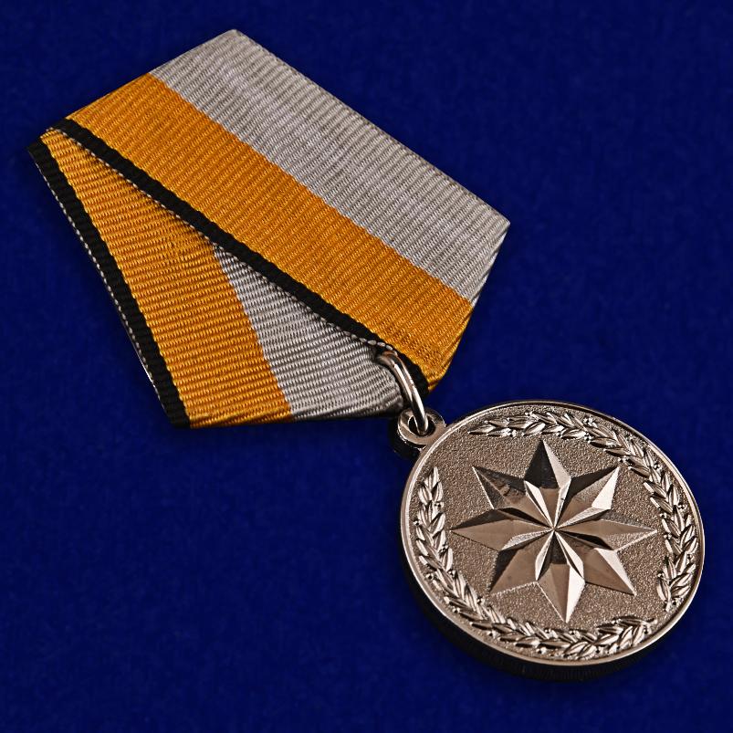 Медаль За достижения в области развития инновационных технологий - общий вид