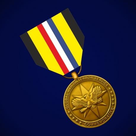 """Медаль """"За глобальную войну с терроризмом"""" (США)"""