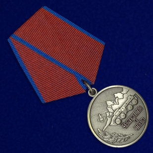 """Медаль """"За мужество и отвагу""""  -общий вид"""