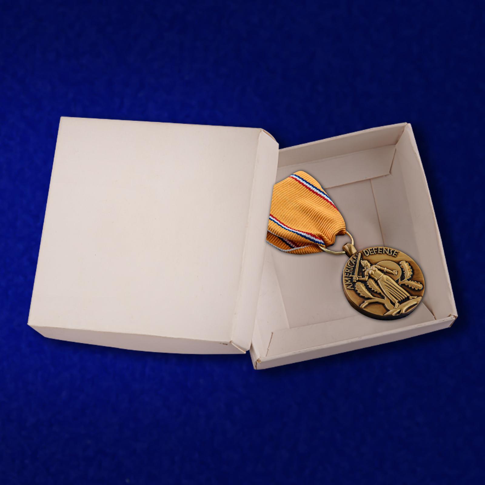 Медаль За оборону Америки с доставкой