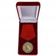 """Медаль """"За образцовую службу"""" в футляре"""