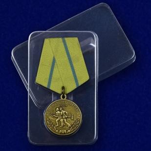 """Медаль """"За оборону Одессы"""" в футляре"""
