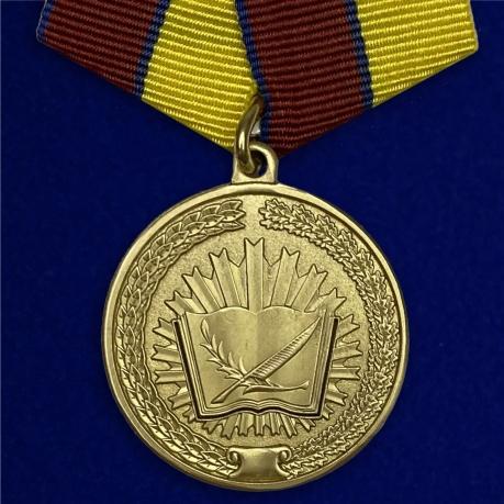 """Медаль """"За особые достижения в учебе"""" Росгвардии"""