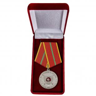 """Медаль """"За отличие в службе"""" МВД РФ 1-й степени"""
