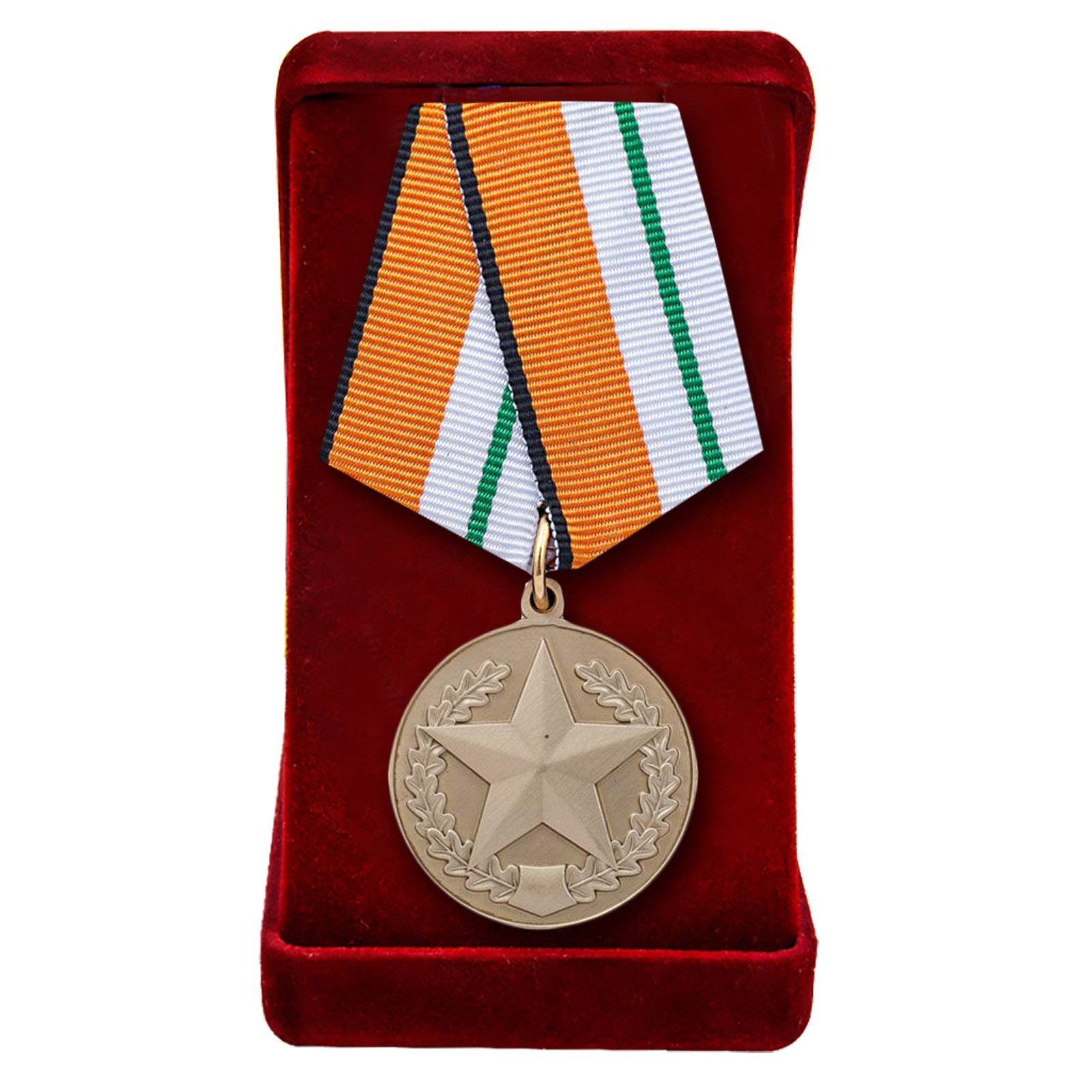 """Медаль """"За отличие в соревнованиях"""" 3-ей степени"""