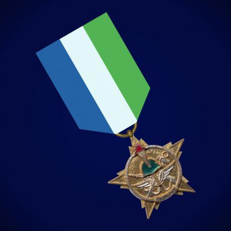"""Медаль """"За отличную подготовку"""" (Сирия)"""