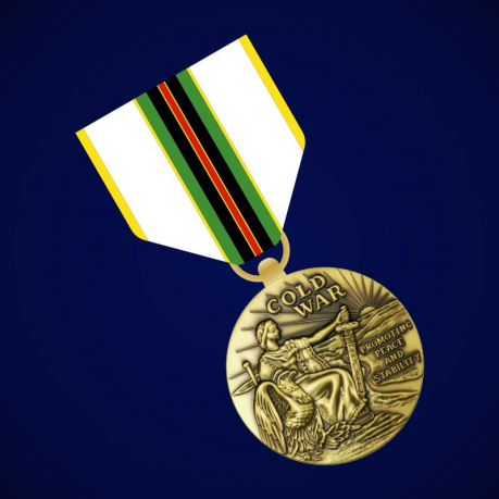 """Медаль """"За победу в холодной войне"""" (США)"""