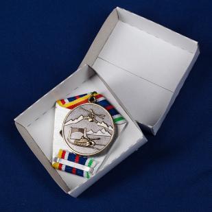 """Медаль """"Участнику операции по принуждению Грузии к миру"""" от Военпро"""