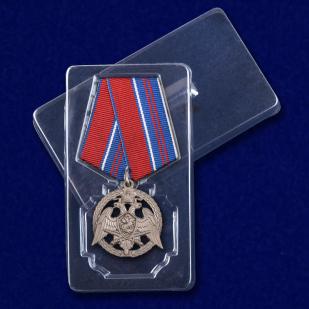"""Медаль """"За проявленную доблесть"""" 2 степени (Росгвардии) с доставкой"""
