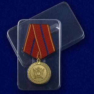 """Медаль """"За службу"""" 1 степени с доставкой"""