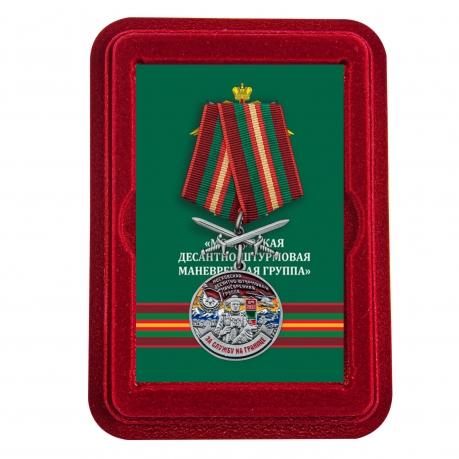 Медаль За службу в Московской ДШМГ с мечами