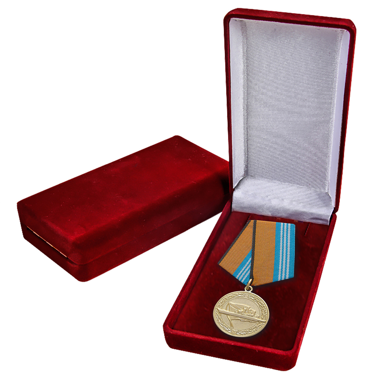 """Медаль """"За службу в надводных силах"""" МО купить в Военпро"""
