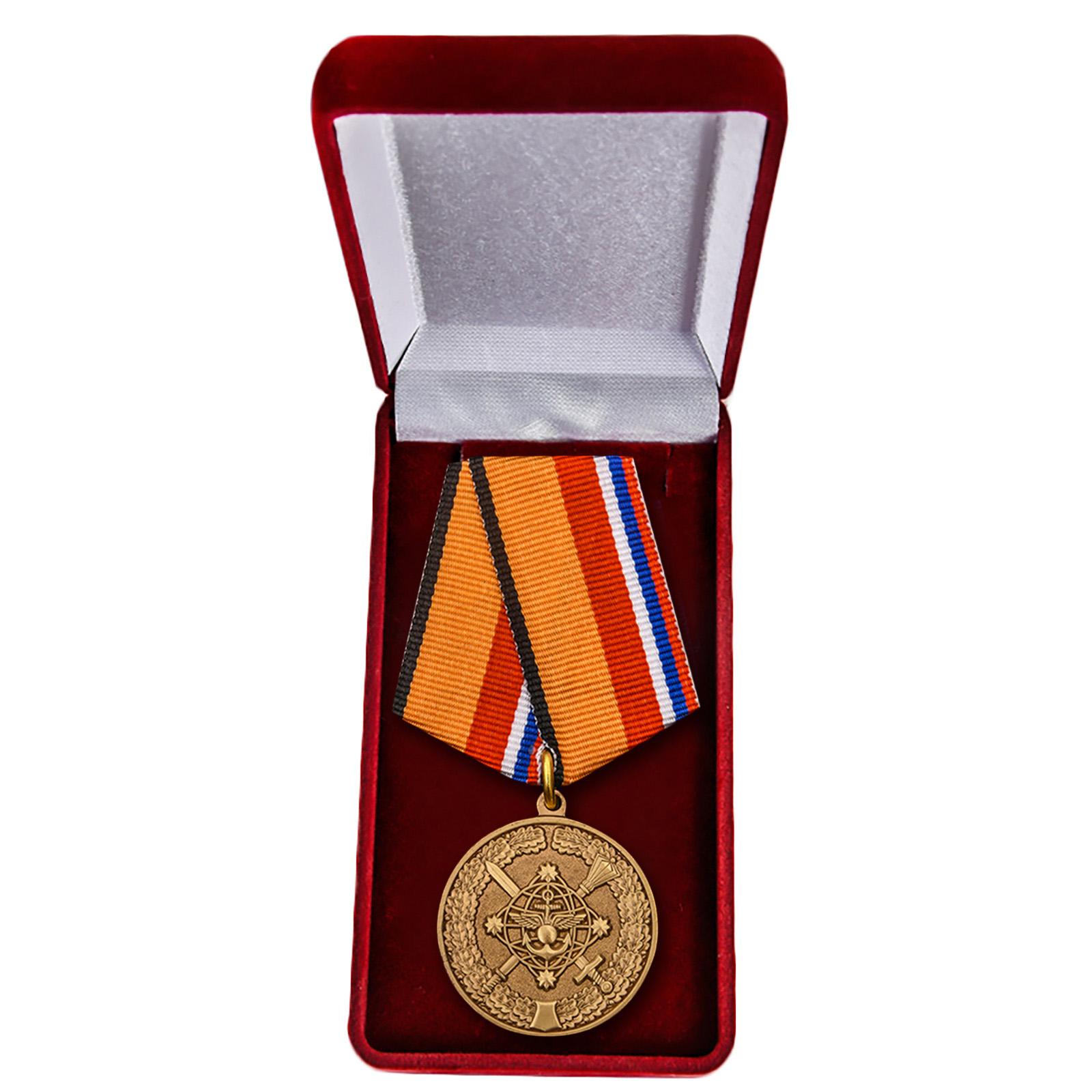 """Медаль """"За службу в НЦУО"""" купить в Военпро"""