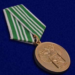 """Медаль """"За службу в таможенных органах"""" 3 степени по выгодной цене"""