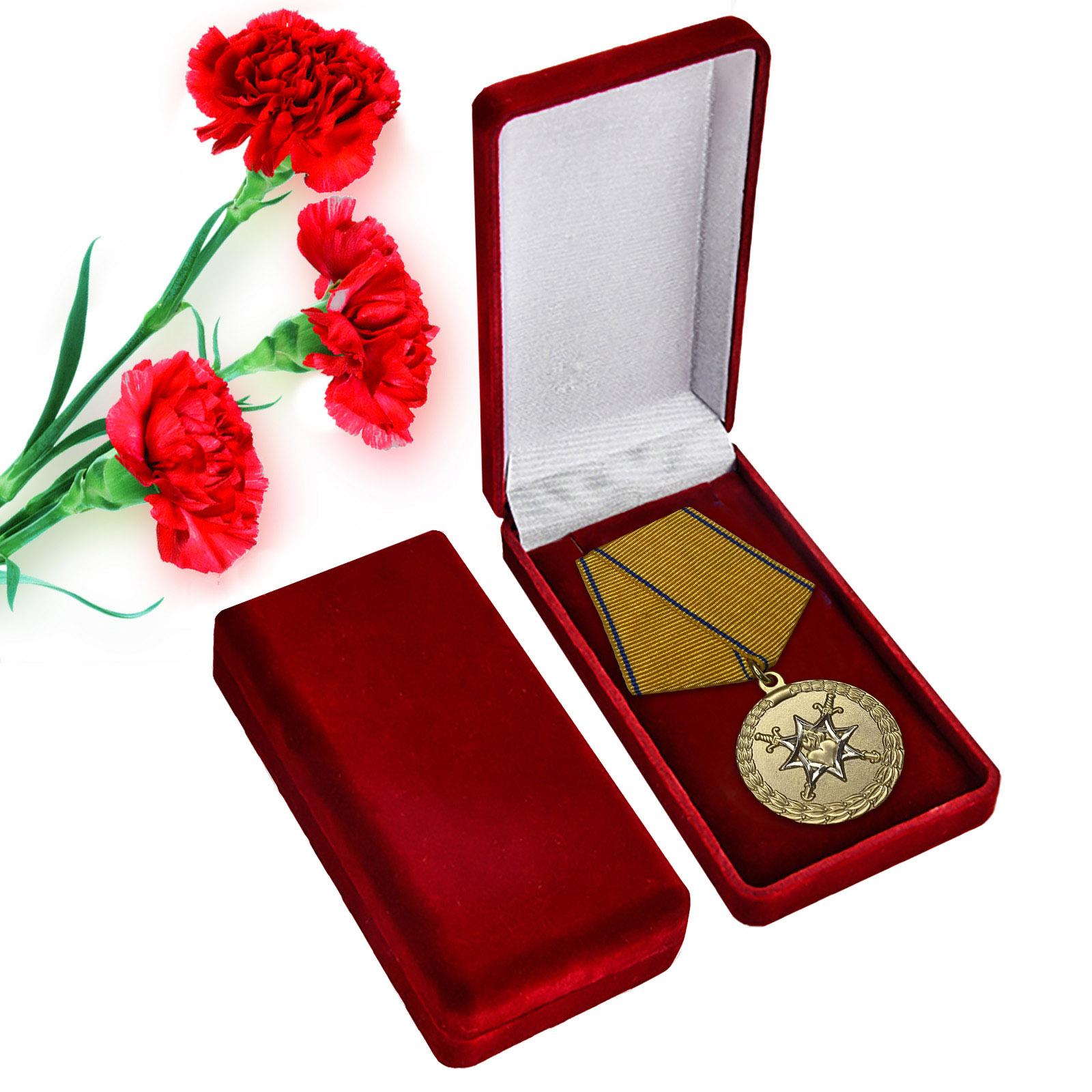 Купить медаль За смелость во имя спасения МВД РФ с доставкой
