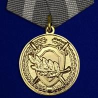 """Медаль """"За содействие"""" (СК России)"""