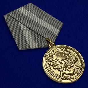 Медаль СК России За содействие - общий вид