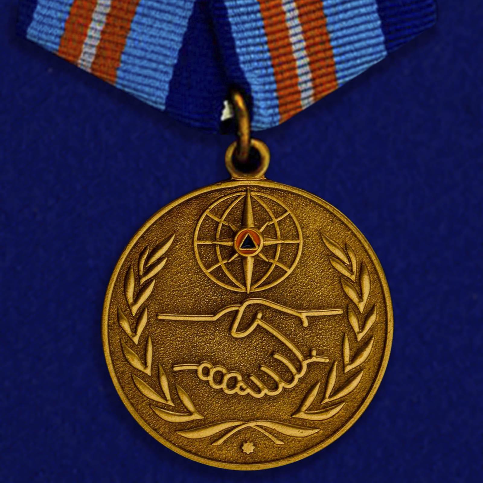Медаль «За содружество во имя спасения»