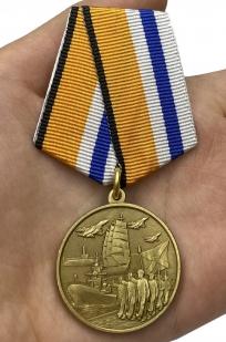 """Заказать медаль """"За участие в Главном военно-морском параде"""""""