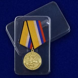 Медаль За участие в учениях МО РФ с доставкой