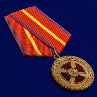 """Медаль """"За усердие"""" Министерства Юстиции (1 степень) купить в Военпро"""