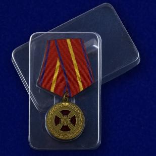 """Медаль """"За усердие"""" 1 степени в футляре"""