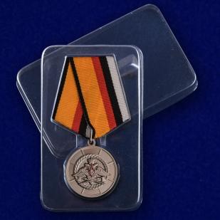 """Медаль """"За усердие при выполнении задач инженерного обеспечения"""" с доставкой"""