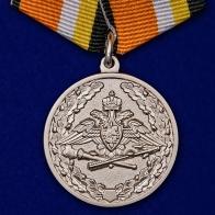 """Медаль """"За усердие при выполнении задач радиационной, химической и биологической защиты"""""""