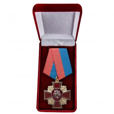 """Медаль """"За веру и службу"""" в футляре"""