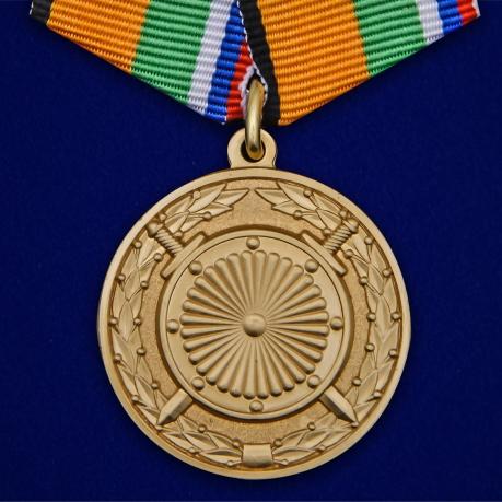 Медаль «За вклад в укрепление обороны РФ»