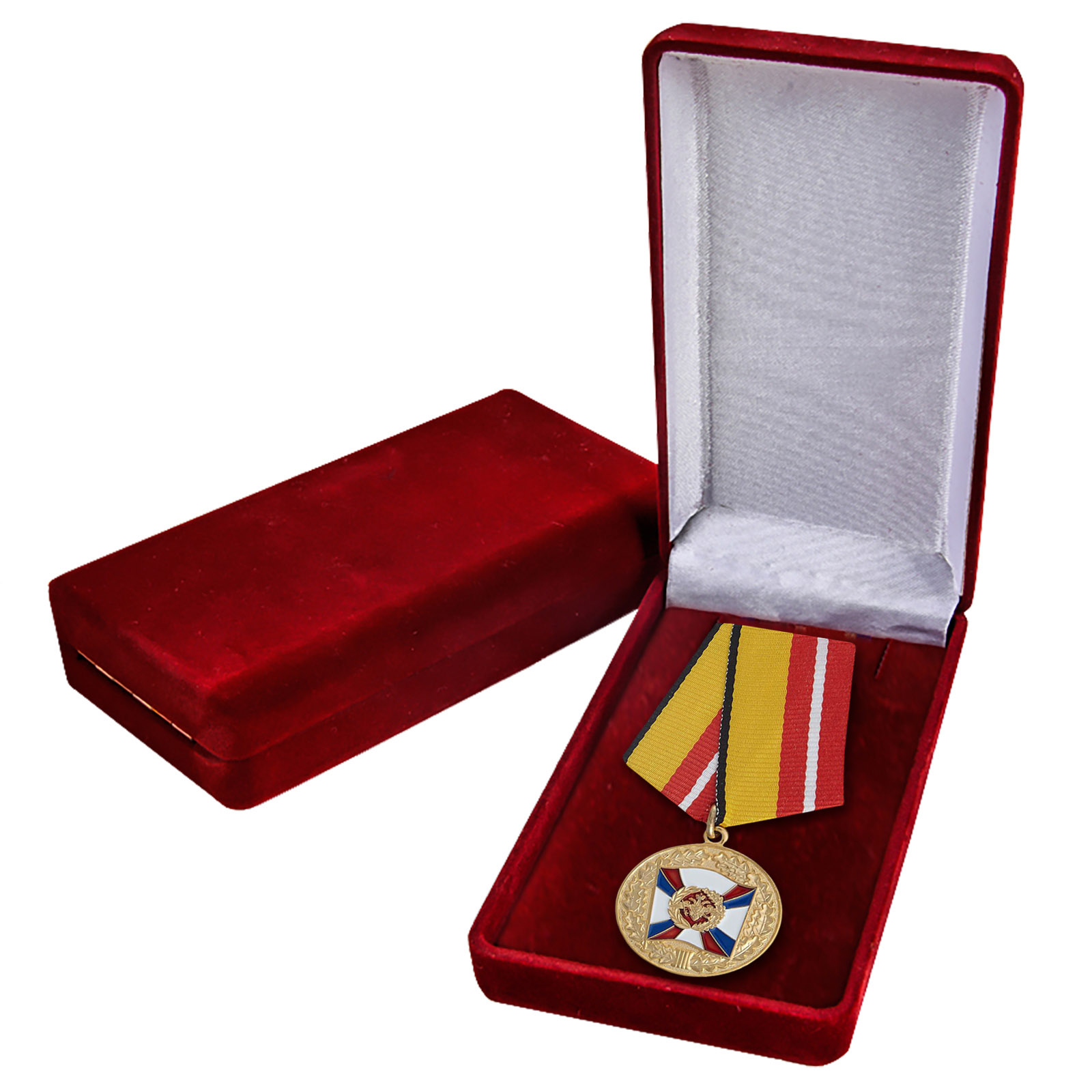 Медаль За воинскую доблесть 1 степени