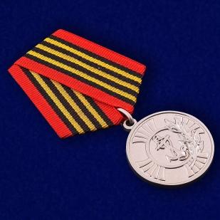 Медаль За заслуги Морской пехоты - общий вид