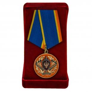 "Медаль ""За заслуги в борьбе с терроризмом"" ФСБ РФ"