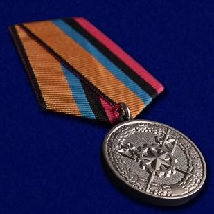 """Медаль """"За заслуги в материально-техническом обеспечении"""" для вручения достойным"""