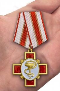 Медаль За заслуги в медицине - с доставкой