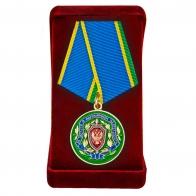 """Медаль """"За заслуги в пограничной деятельности"""" ФСБ РФ"""