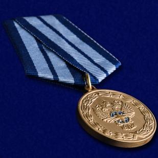 """Медаль """"За заслуги в развитии транспортного комплекса РФ"""" купить в Военпро"""