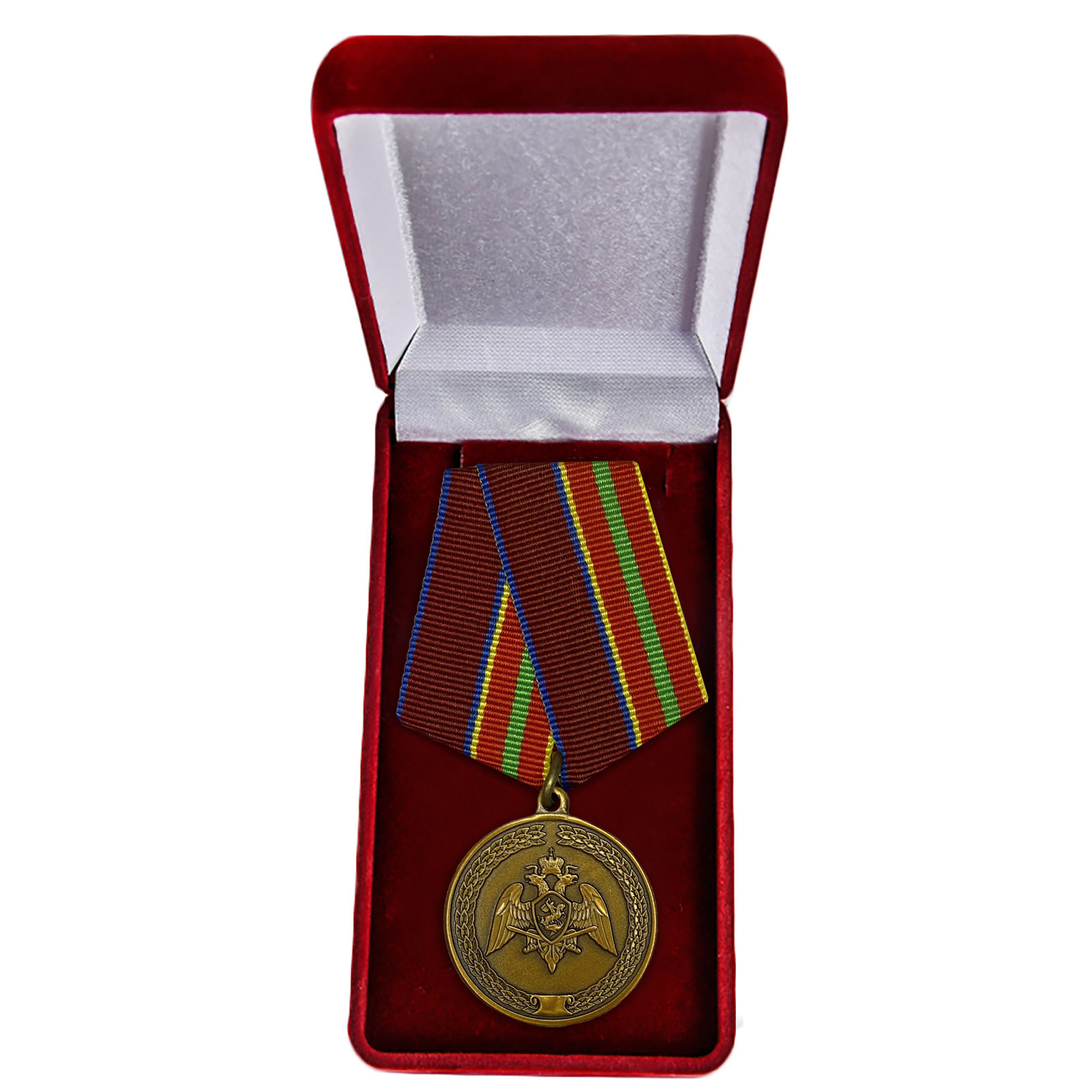 """Медаль """"За заслуги в труде"""" (Росгвардии) купить в Военпро"""