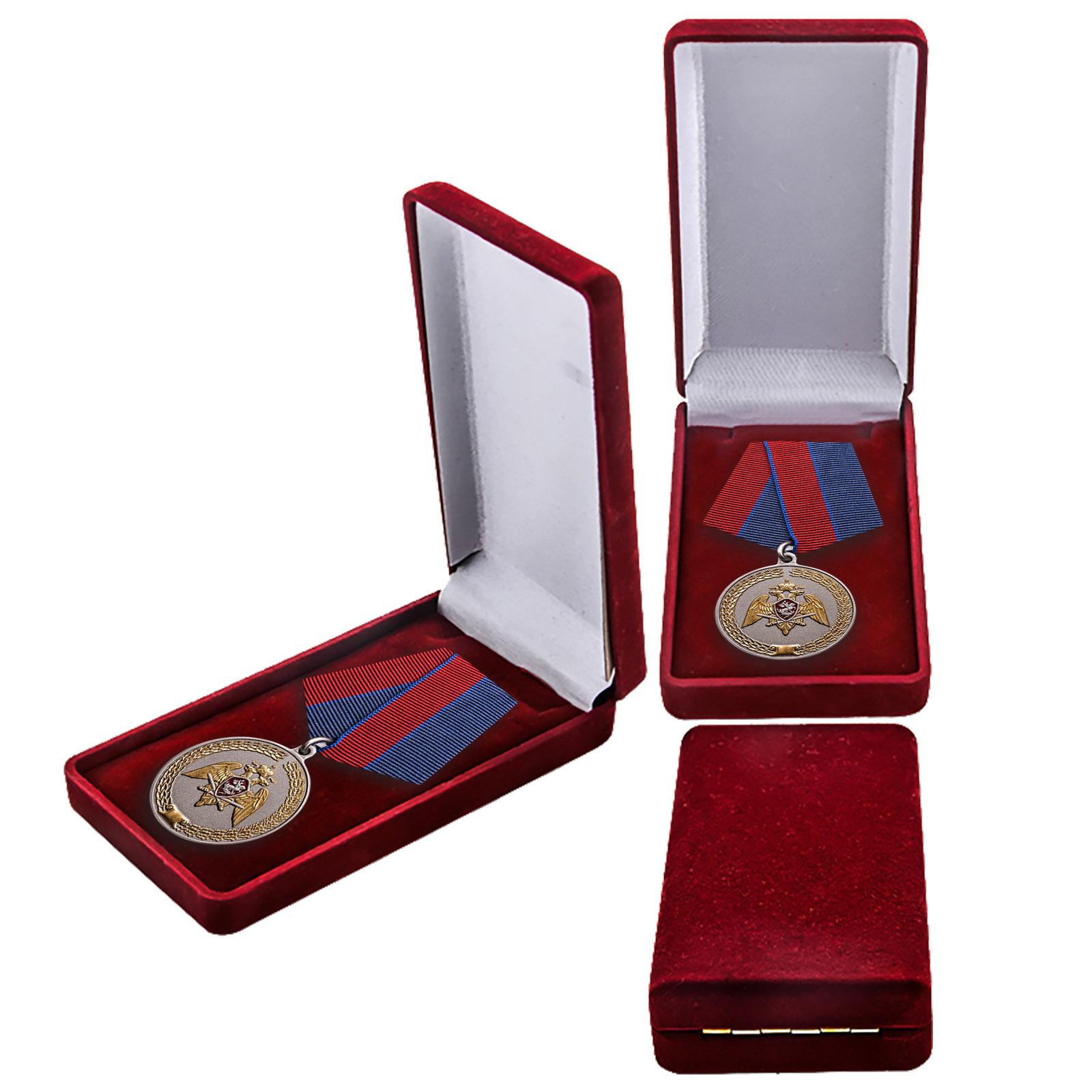 """Медаль """"За заслуги в укреплении правопорядка"""" заказать в Военпро"""
