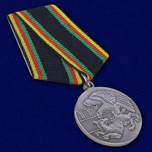 Медаль Защитнику Отечества - общий вид