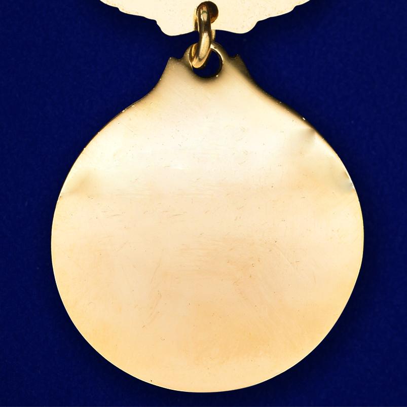 """Медаль """"Жена десантника"""" в футляре из темно бордового флока - купить онлайн"""