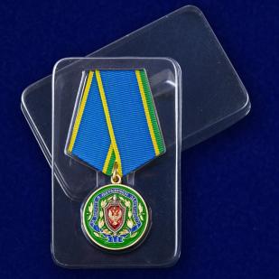 Медаль «За заслуги в пограничной деятельности» ФСБ РФ от Военпро