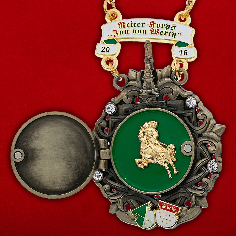 "Медальон ""Легенда о Яне и Грите"""